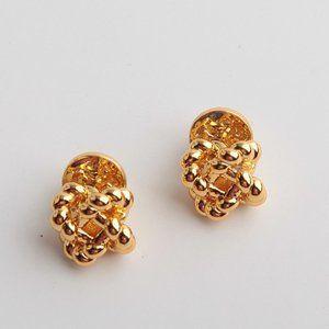 🔥Tory Burch Button stud earrings